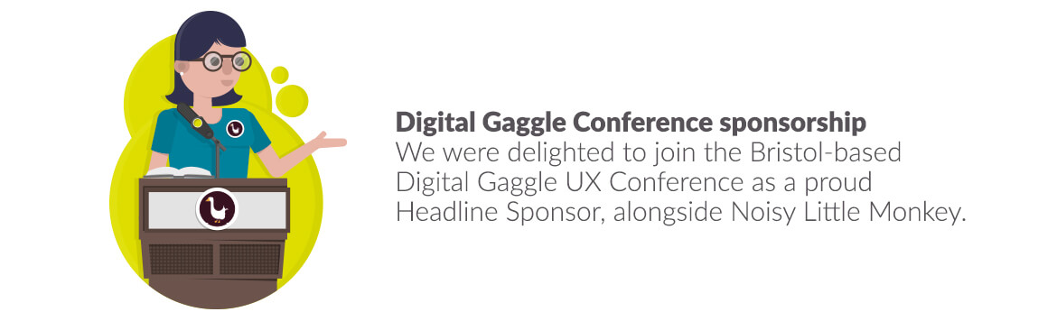 Digital Gaggle Sponsorship